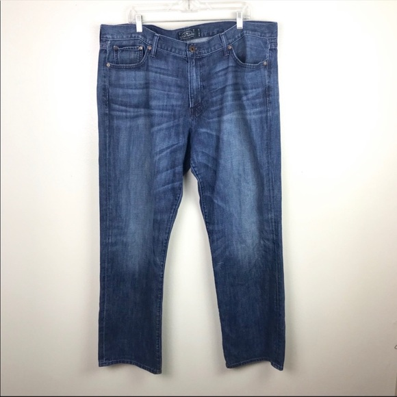 Lucky Brand Other - Lucky Brand | Vintage Straight Denim Jeans 40x32